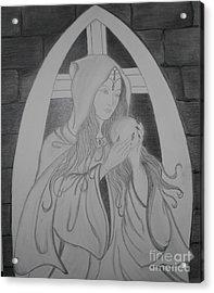 Mystery Acrylic Print