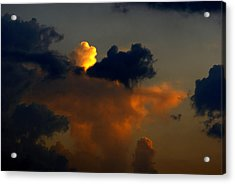 Mystical  Clouds Acrylic Print