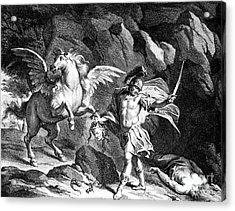 Mythology: Perseus Acrylic Print