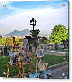 Napoli Italia 2012 Acrylic Print