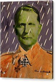 Nasi Goering Acrylic Print