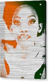 Natasha Acrylic Print