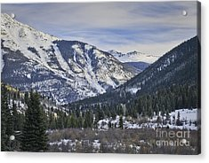 Near Silverton Co Acrylic Print