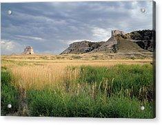 Acrylic Print featuring the photograph Nebraska by Geraldine Alexander