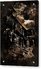 Neighbor Acrylic Print by Torgeir Ensrud