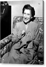 Nelle Reagan Ronald Reagans Mother Photograph By Everett