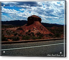 Nevada Usa Acrylic Print
