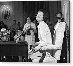 New First Lady, Betty Ford Acrylic Print