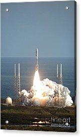 New Horizons Spacecraft Launch Acrylic Print