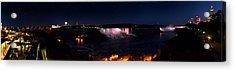 Niagara Falls Panoramic Acrylic Print