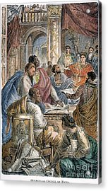 Nicaea Council, 325 A.d Acrylic Print by Granger