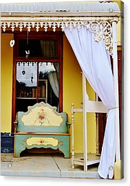 Acrylic Print featuring the photograph Nice Place To Read A Book by Werner Lehmann