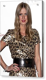 Nicky Hilton In Attendance For Launch Acrylic Print by Everett