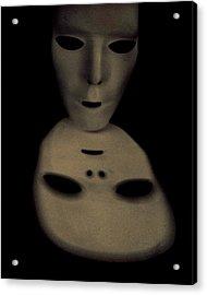 Nightmare Acrylic Print by Christian Allen
