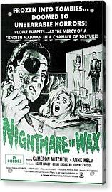Nightmare In Wax, Cameron Mitchell Acrylic Print