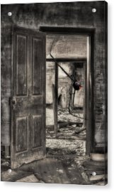 Nightmares Acrylic Print by JC Findley