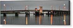 Ninth Street Bridge Ocean City Nj Acrylic Print
