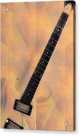 Nirvana Acrylic Print by Bill Cannon