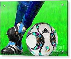Nixo 02.02.2012  Acrylic Print