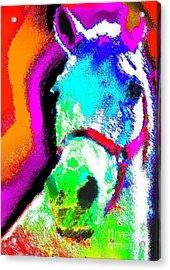 Nixo.02.01.2012.3 Acrylic Print