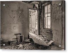 No Way Out II Acrylic Print by JC Findley