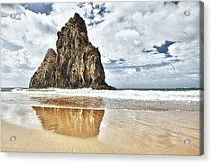 Noronha Acrylic Print by © Jackson Carvalho
