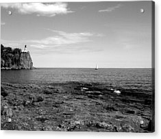 North Shore Landscape Acrylic Print