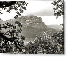 North To Dog Mountain Acrylic Print