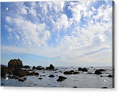 Northern California Coast1 Acrylic Print
