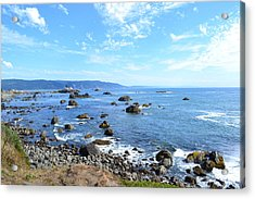 Northern California Coast3 Acrylic Print