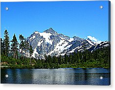 Northern Cascades Acrylic Print