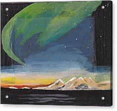 Northern Lights 2 Acrylic Print