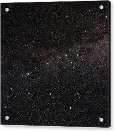 Northern Milky Way Acrylic Print by Eckhard Slawik
