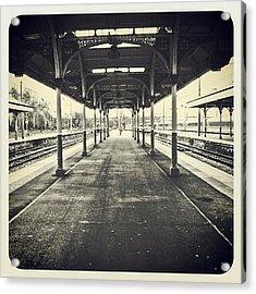 #norwich #station... #victorian Acrylic Print
