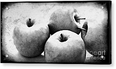 Not Oranges Acrylic Print by David Taylor