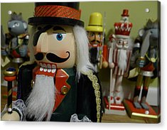 Nutcracker I Acrylic Print by Richard Reeve