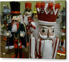 Nutcracker II Acrylic Print by Richard Reeve