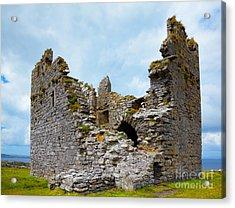 O'brien Castle Acrylic Print by Gabriela Insuratelu