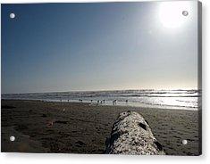 Ocean At Peace Acrylic Print