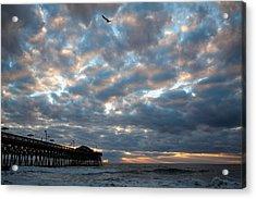 Ocean Morning Acrylic Print