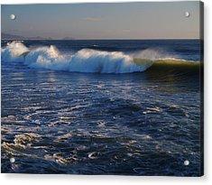 Ocean Of The God Series Acrylic Print