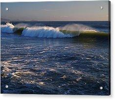 Ocean Of The Gods Series Acrylic Print
