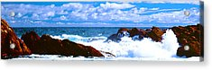 Ocean Surf Acrylic Print by Phill Petrovic