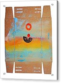 Ocean Swell Acrylic Print by Charles Stuart