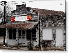 Acrylic Print featuring the photograph Odd Gallery by Joe Finney