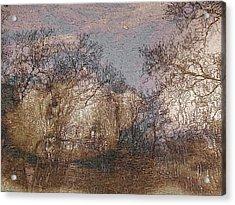 Ofelia Acrylic Print