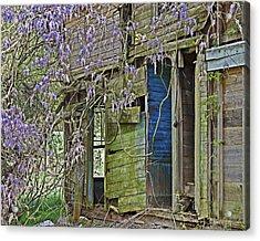 Old Abandoned House Acrylic Print