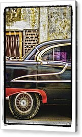 Old Car 2 Acrylic Print by Mauro Celotti
