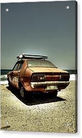 Old Car Acrylic Print by Joana Kruse