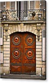 Old Doors Acrylic Print by Elena Elisseeva